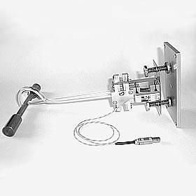 EXH (Высокотемпературный диаметральный экстензометр