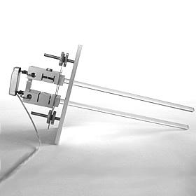EXH (Высокотемпературный осевой экстензометр без водяного охлаждения)